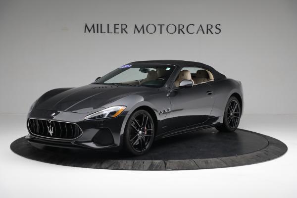 New 2019 Maserati GranTurismo Sport Convertible for sale Sold at Maserati of Westport in Westport CT 06880 13