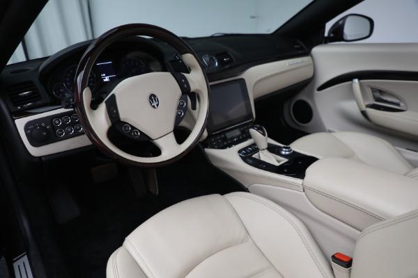 New 2019 Maserati GranTurismo Sport Convertible for sale Sold at Maserati of Westport in Westport CT 06880 19