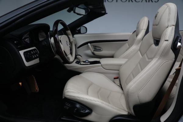 New 2019 Maserati GranTurismo Sport Convertible for sale Sold at Maserati of Westport in Westport CT 06880 20