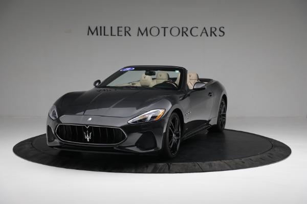 New 2019 Maserati GranTurismo Sport Convertible for sale Sold at Maserati of Westport in Westport CT 06880 1