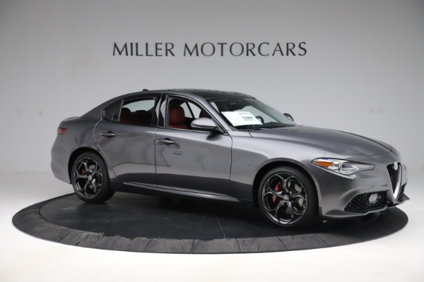 New 2019 Alfa Romeo Giulia Ti Sport Q4 for sale $52,340 at Maserati of Westport in Westport CT 06880 10