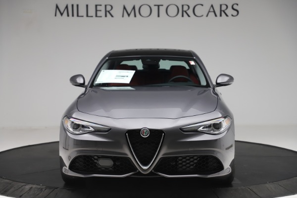 New 2019 Alfa Romeo Giulia Ti Sport Q4 for sale $52,340 at Maserati of Westport in Westport CT 06880 12