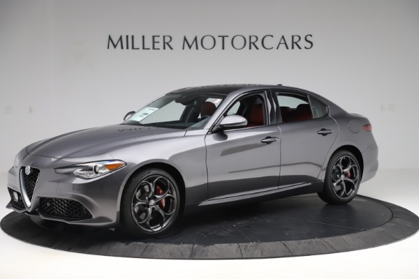 New 2019 Alfa Romeo Giulia Ti Sport Q4 for sale $52,340 at Maserati of Westport in Westport CT 06880 2