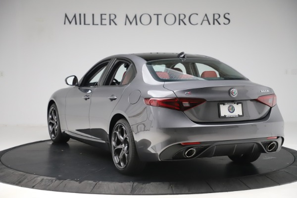 New 2019 Alfa Romeo Giulia Ti Sport Q4 for sale $52,340 at Maserati of Westport in Westport CT 06880 5