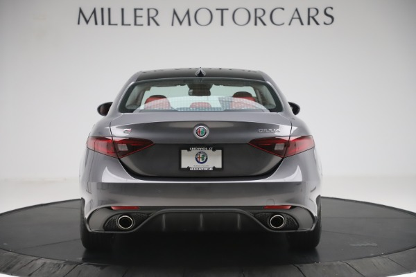 New 2019 Alfa Romeo Giulia Ti Sport Q4 for sale $52,340 at Maserati of Westport in Westport CT 06880 6