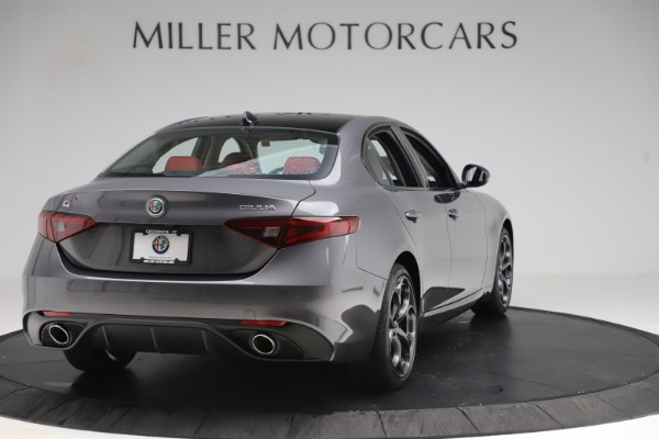 New 2019 Alfa Romeo Giulia Ti Sport Q4 for sale $52,340 at Maserati of Westport in Westport CT 06880 7