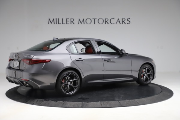 New 2019 Alfa Romeo Giulia Ti Sport Q4 for sale $52,340 at Maserati of Westport in Westport CT 06880 8