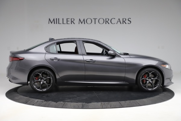 New 2019 Alfa Romeo Giulia Ti Sport Q4 for sale $52,340 at Maserati of Westport in Westport CT 06880 9