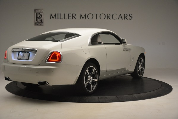 Used 2016 Rolls-Royce Wraith for sale Sold at Maserati of Westport in Westport CT 06880 10
