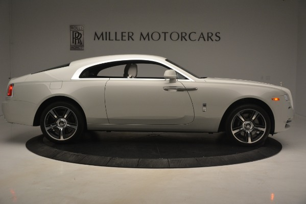 Used 2016 Rolls-Royce Wraith for sale Sold at Maserati of Westport in Westport CT 06880 11