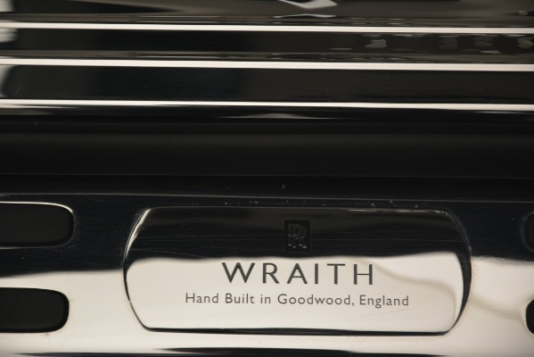 Used 2016 Rolls-Royce Wraith for sale Sold at Maserati of Westport in Westport CT 06880 27