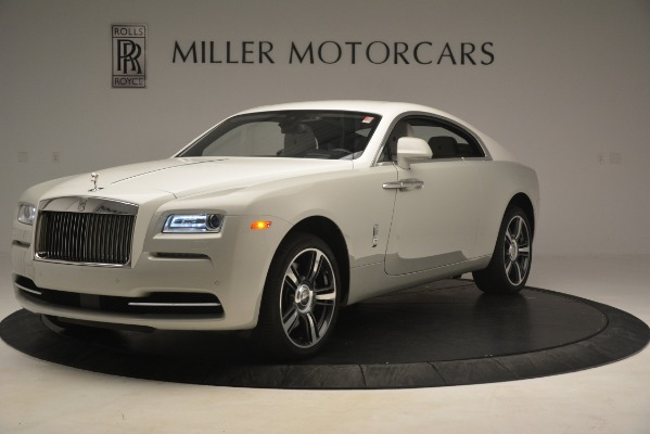 Used 2016 Rolls-Royce Wraith for sale Sold at Maserati of Westport in Westport CT 06880 3