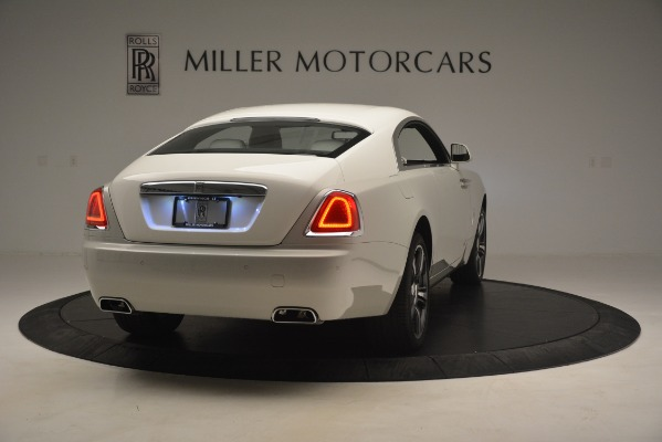 Used 2016 Rolls-Royce Wraith for sale Sold at Maserati of Westport in Westport CT 06880 9