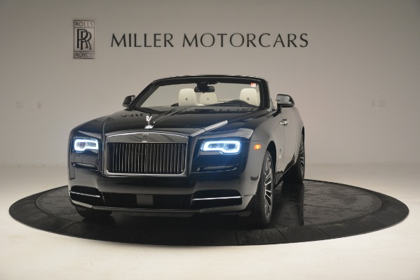 Used 2018 Rolls-Royce Dawn for sale Sold at Maserati of Westport in Westport CT 06880 1