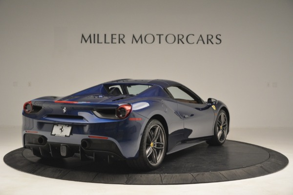 Used 2018 Ferrari 488 Spider for sale Sold at Maserati of Westport in Westport CT 06880 19