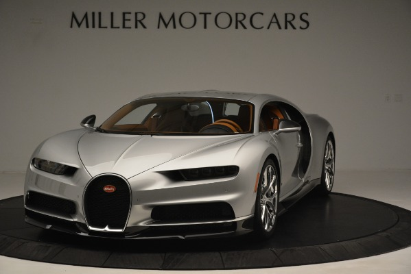 Used 2019 Bugatti Chiron for sale Sold at Maserati of Westport in Westport CT 06880 2