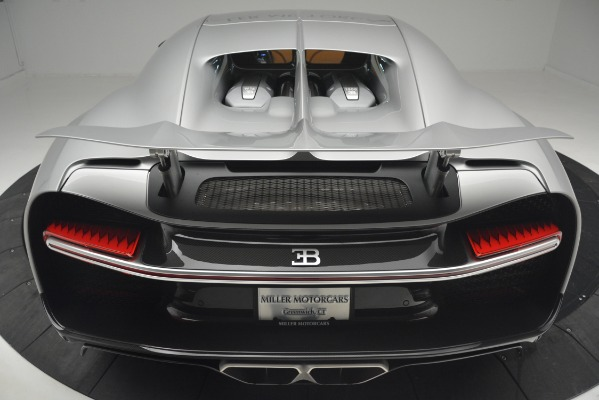 Used 2019 Bugatti Chiron for sale Sold at Maserati of Westport in Westport CT 06880 28