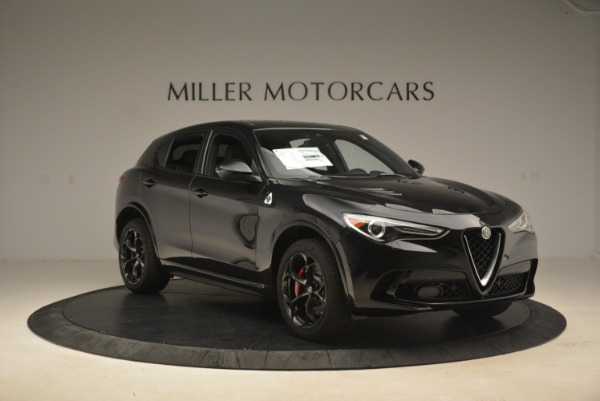 New 2019 Alfa Romeo Stelvio Quadrifoglio for sale Sold at Maserati of Westport in Westport CT 06880 11
