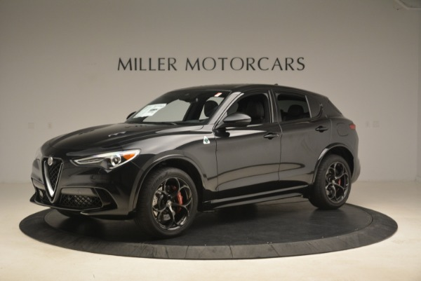 New 2019 Alfa Romeo Stelvio Quadrifoglio for sale Sold at Maserati of Westport in Westport CT 06880 2
