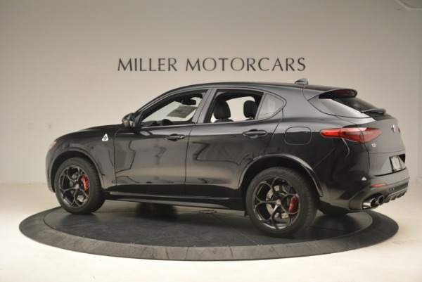 New 2019 Alfa Romeo Stelvio Quadrifoglio for sale Sold at Maserati of Westport in Westport CT 06880 4