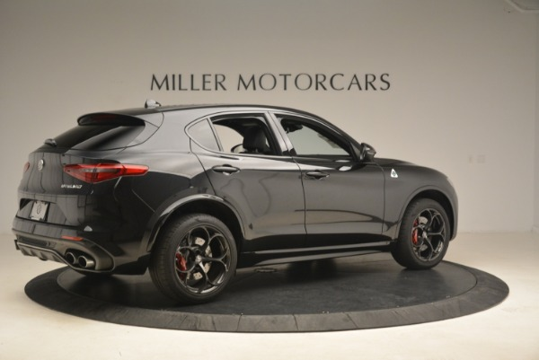 New 2019 Alfa Romeo Stelvio Quadrifoglio for sale Sold at Maserati of Westport in Westport CT 06880 8