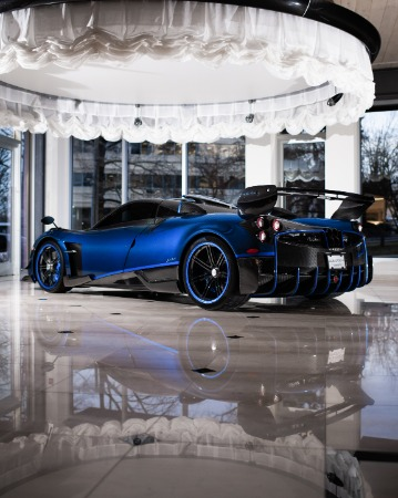 Used 2017 Pagani Huayra BC Macchina Volante for sale Call for price at Maserati of Westport in Westport CT 06880 3