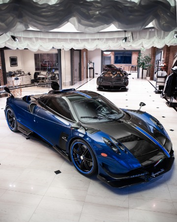 Used 2017 Pagani Huayra BC Macchina Volante for sale Call for price at Maserati of Westport in Westport CT 06880 4