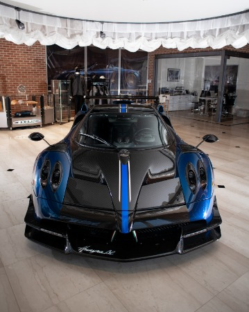 Used 2017 Pagani Huayra BC Macchina Volante for sale Call for price at Maserati of Westport in Westport CT 06880 6