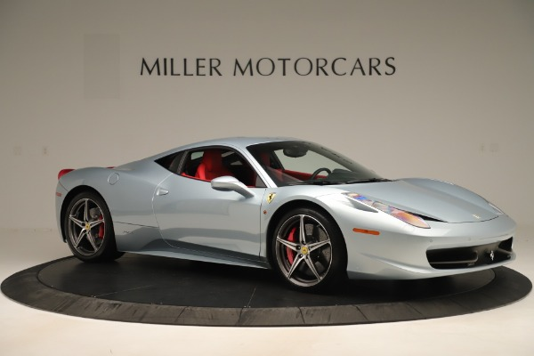 Used 2015 Ferrari 458 Italia for sale $215,900 at Maserati of Westport in Westport CT 06880 10