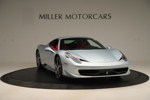 Used 2015 Ferrari 458 Italia for sale $215,900 at Maserati of Westport in Westport CT 06880 11