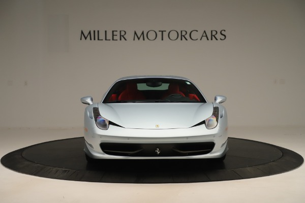 Used 2015 Ferrari 458 Italia for sale $215,900 at Maserati of Westport in Westport CT 06880 12