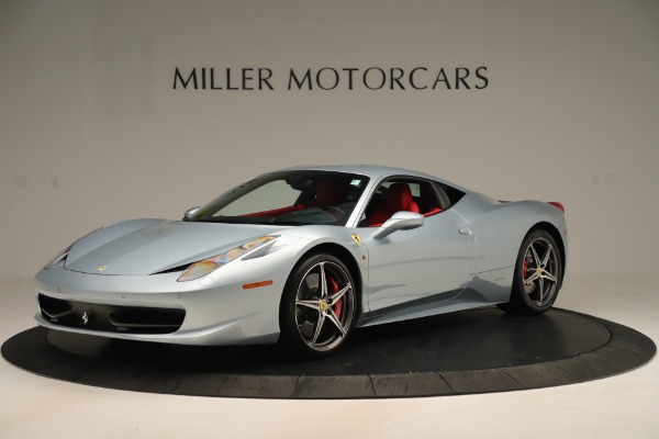 Used 2015 Ferrari 458 Italia for sale $215,900 at Maserati of Westport in Westport CT 06880 2