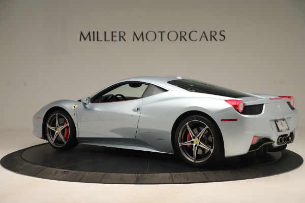 Used 2015 Ferrari 458 Italia for sale $215,900 at Maserati of Westport in Westport CT 06880 4
