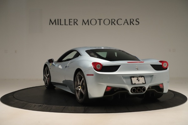 Used 2015 Ferrari 458 Italia for sale $215,900 at Maserati of Westport in Westport CT 06880 5