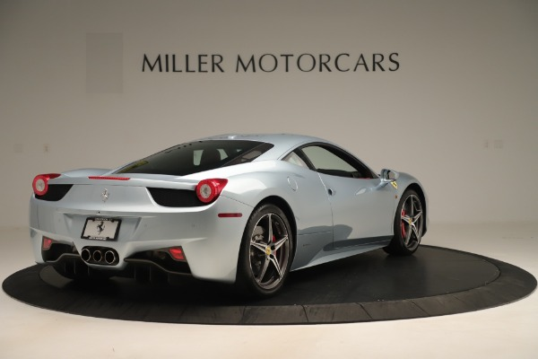 Used 2015 Ferrari 458 Italia for sale $215,900 at Maserati of Westport in Westport CT 06880 7