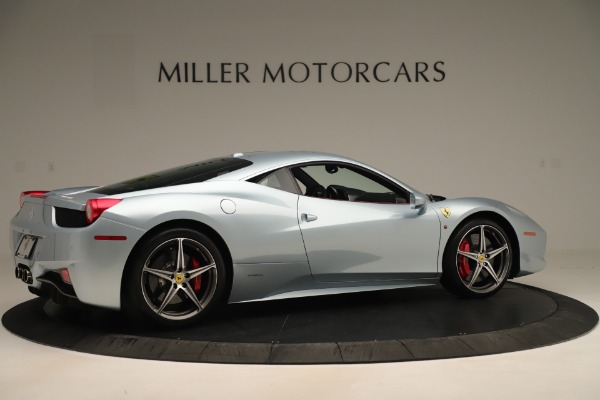 Used 2015 Ferrari 458 Italia for sale $215,900 at Maserati of Westport in Westport CT 06880 8