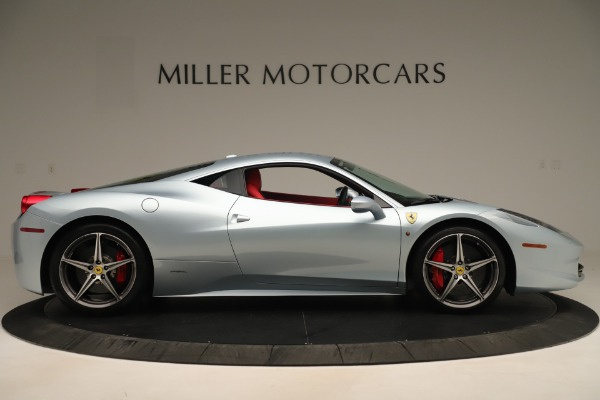 Used 2015 Ferrari 458 Italia for sale $215,900 at Maserati of Westport in Westport CT 06880 9