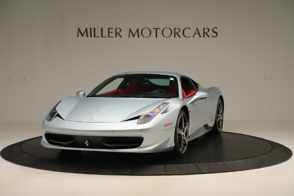 Used 2015 Ferrari 458 Italia for sale $215,900 at Maserati of Westport in Westport CT 06880 1