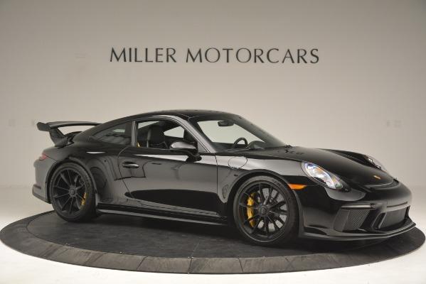 Used 2018 Porsche 911 GT3 for sale Sold at Maserati of Westport in Westport CT 06880 10