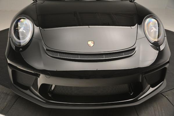 Used 2018 Porsche 911 GT3 for sale Sold at Maserati of Westport in Westport CT 06880 12