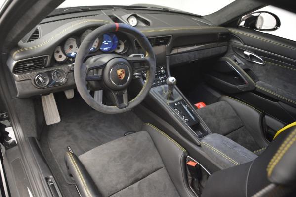 Used 2018 Porsche 911 GT3 for sale Sold at Maserati of Westport in Westport CT 06880 13