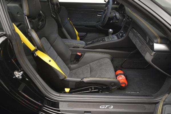 Used 2018 Porsche 911 GT3 for sale Sold at Maserati of Westport in Westport CT 06880 20