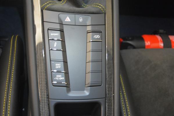 Used 2018 Porsche 911 GT3 for sale Sold at Maserati of Westport in Westport CT 06880 27