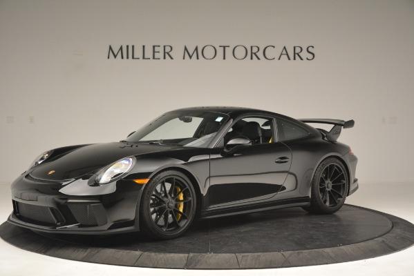 Used 2018 Porsche 911 GT3 for sale Sold at Maserati of Westport in Westport CT 06880 1