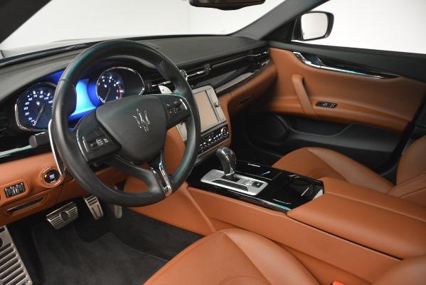 Used 2015 Maserati Quattroporte S Q4 for sale Sold at Maserati of Westport in Westport CT 06880 13