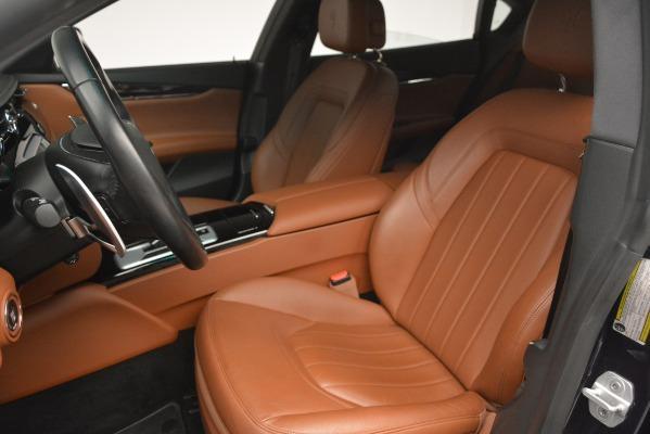 Used 2015 Maserati Quattroporte S Q4 for sale Sold at Maserati of Westport in Westport CT 06880 15