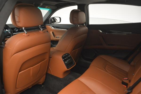 Used 2015 Maserati Quattroporte S Q4 for sale Sold at Maserati of Westport in Westport CT 06880 19