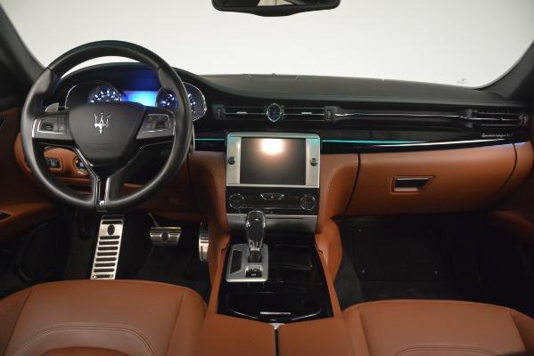 Used 2015 Maserati Quattroporte S Q4 for sale Sold at Maserati of Westport in Westport CT 06880 21