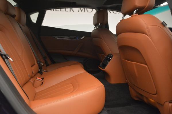 Used 2015 Maserati Quattroporte S Q4 for sale Sold at Maserati of Westport in Westport CT 06880 27