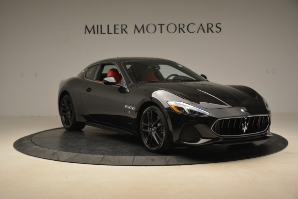 New 2018 Maserati GranTurismo Sport for sale Sold at Maserati of Westport in Westport CT 06880 10